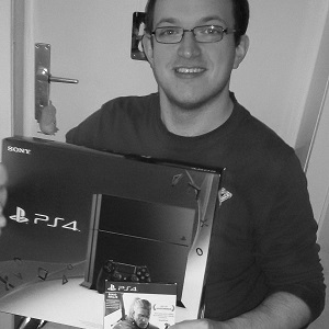 PS4 + Witcher 3 - Winner 2015