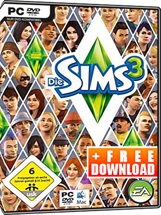Sims 3 Key - Free download included