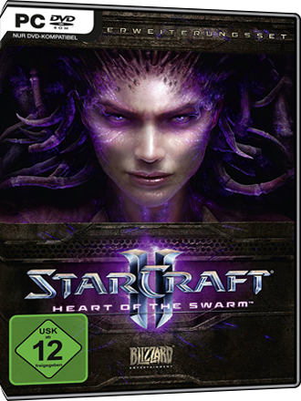 Starcraft 2: Heart of the Swarm (EU) Screenshot