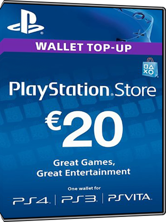 Playstation Network Card 20 Euros [ES] Screenshot