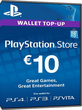 Playstation Network Card 10 Euro [FR] Screenshot