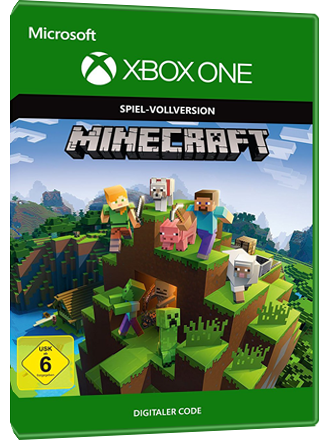 Minecraft - Xbox One Download Code Screenshot