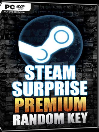 Buy Steam Surprise Premium, Random Steamkey - MMOGA