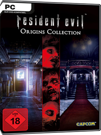 Resident Evil Origins Collection Screenshot