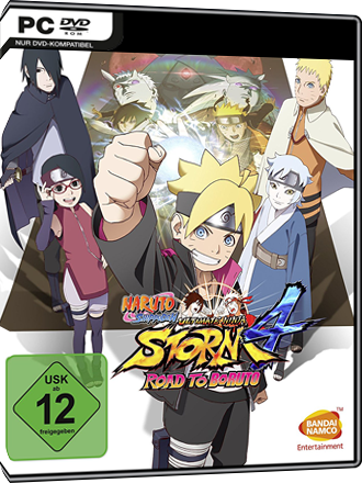 Naruto Shippuden Ultimate Ninja Storm 4 - Road to Boruto (Expansion)