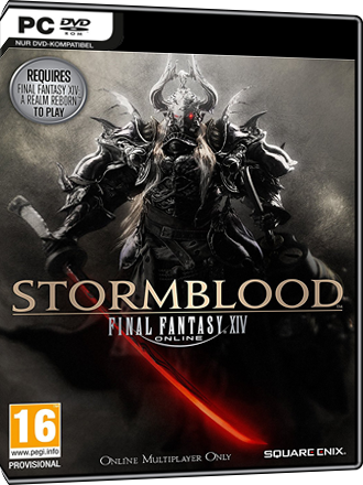 Final Fantasy XIV - Stormblood (Expansion)