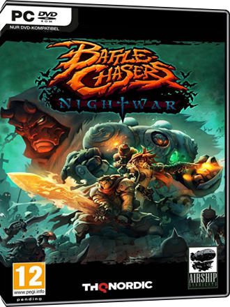 Battle Chasers - Nightwar Screenshot