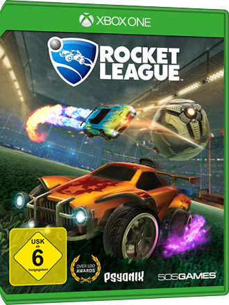 Rocket League Xbox One Download Code