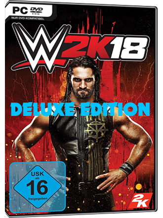 WWE 2K18 - Deluxe Edition Screenshot