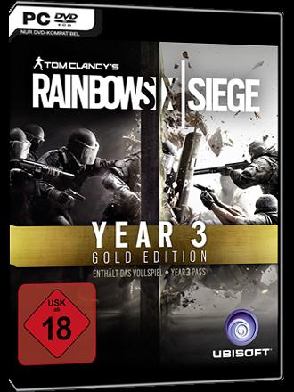 rainbow six siege gold edition