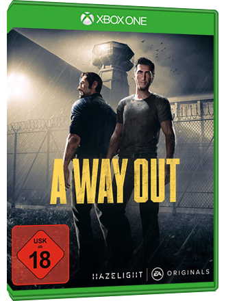A Way Out - Xbox One Download Code