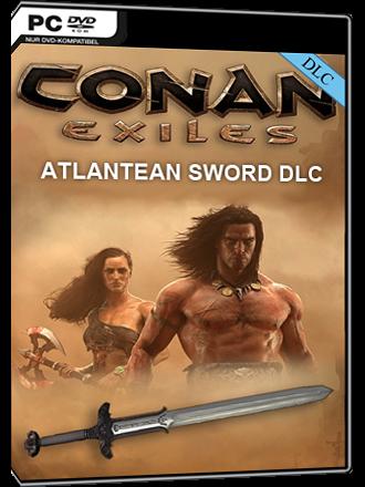 Conan Exiles - Atlantean Sword DLC