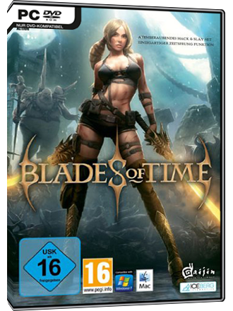 Blades of Time Screenshot