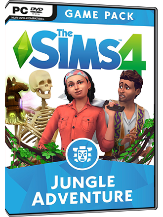 The Sims 4 - Jungle Adventure (DLC) Screenshot