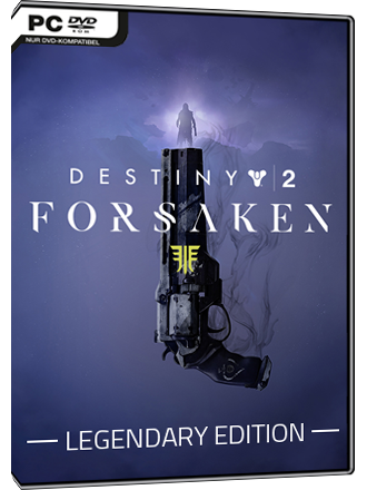 destiny 2 forsaken standard edition pc key