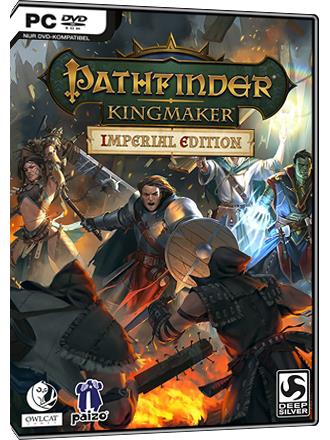 Pathfinder Kingmaker - Imperial Edition Screenshot