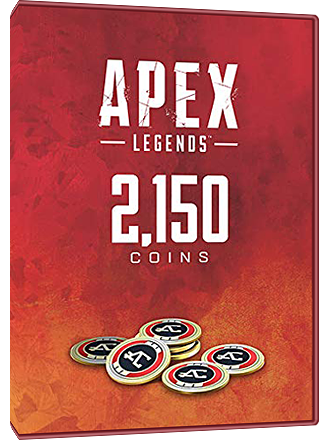 APEX Legends - 2000 Apex Coins (+150 Bonus)