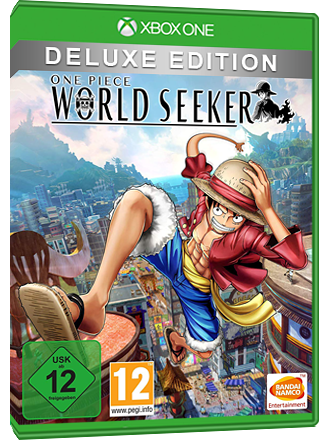 One Piece World Seeker - Deluxe Edition (Xbox One Download Code)