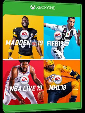 EA Sports Bundle 19 - Xbox One Download Code