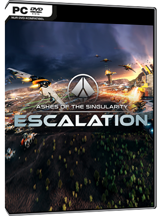 Ashes of the Singularity - Escalation Screenshot
