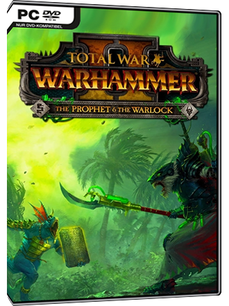 Total War Warhammer 2 - The Prophet & The Warlock (DLC)