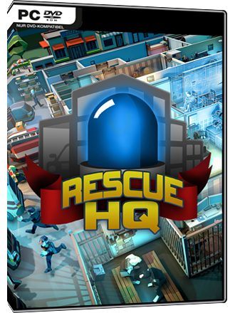 Rescue HQ - The Tycoon Screenshot