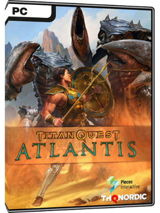 Titan Quest - Atlantis (DLC) Screenshot