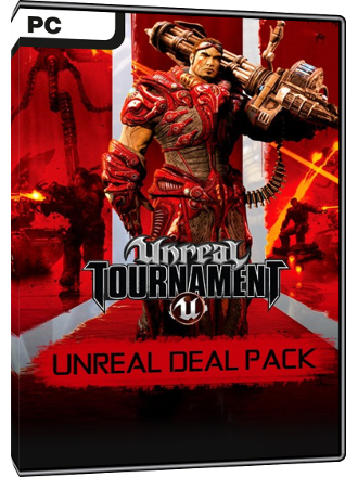 Unreal Deal Pack Screenshot