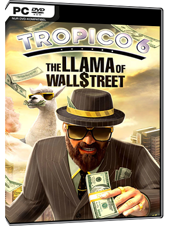Tropico 6 - The Llama of Wall Street (DLC) Screenshot