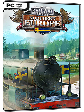 Railway Empire - Northern Europe (DLC) Screenshot
