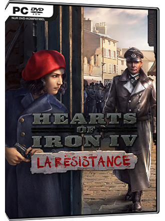 Hearts of Iron IV - La Resistance (DLC) Screenshot