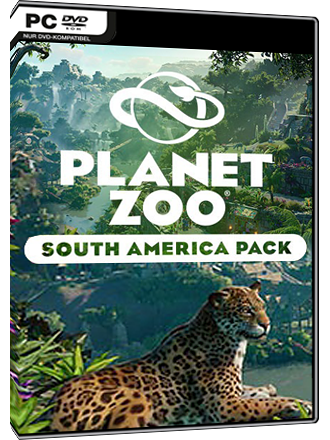 Planet Zoo - South America Pack (DLC) Screenshot