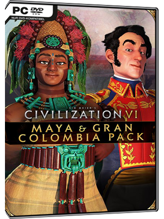 Civilization VI - Maya & Gran Colombia Pack (DLC) Screenshot