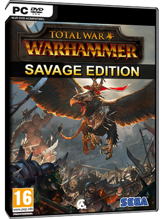 Total War Warhammer - Savage Edition Screenshot