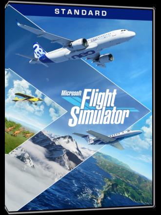 Microsoft Flight Simulator - Standard Edition (Windows 10 Key)
