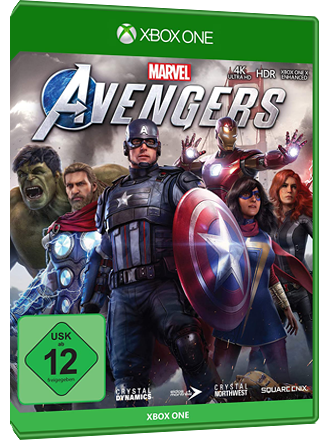 Marvel's Avengers - Xbox One Download Code
