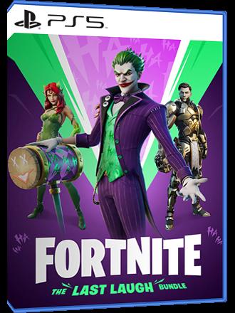 Fortnite - The Last Laugh Bundle DLC (PS5 Download Code)