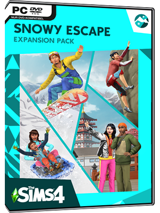 The Sims 4 - Snowy Escape (DLC) Screenshot