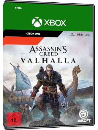 Assassin's Creed Valhalla - Xbox One Download Code Screenshot