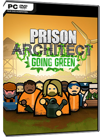 Prison Architect - Going Green (DLC) Screenshot