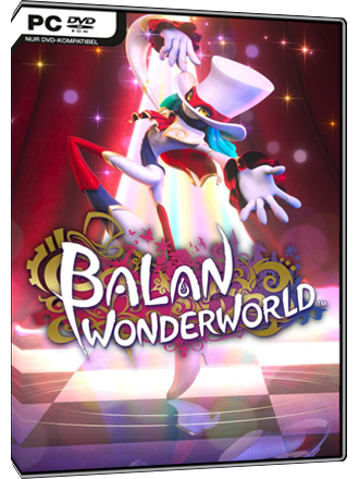 Balan Wonderworld Screenshot