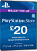 Playstation Network Card PSN Key 20 Pound [UK]