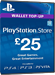 Playstation Network Card PSN Key 25 Pound [UK]