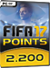 FIFA 17 - 2200 FUT Points (PC)