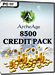 ArcheAge - 8500 Credit Pack