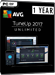 AVG PC TuneUp 2017 Unlimited (1 Year)