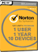 Norton Security Premium (1 user / 1 year / 10 devices / 25 GB cloud storage)