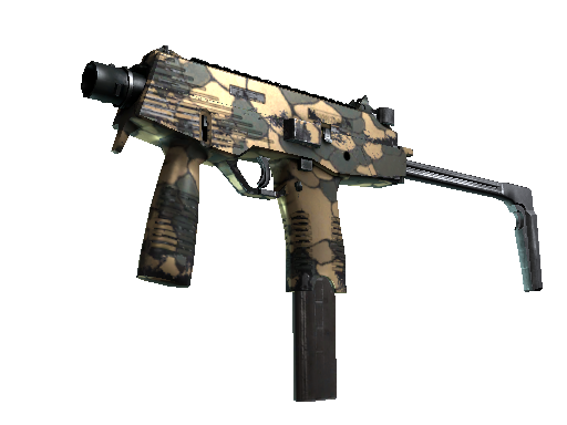 MP9 | Sand Scale (Well-Worn)