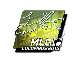Sticker | Edward (Foil) | MLG Columbus 2016