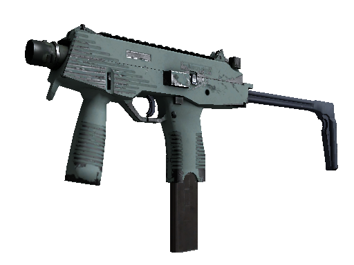 Souvenir MP9 | Storm (Well-Worn)
